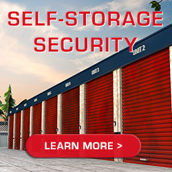 Stealth Self-Storage Solution