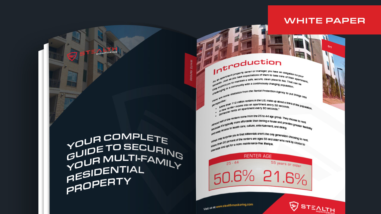 White Paper - Securing your apartment property