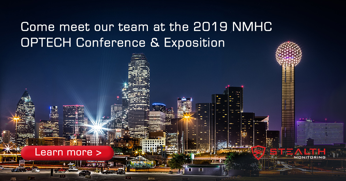 2019 NMHC OPTECH Conference & Exposition