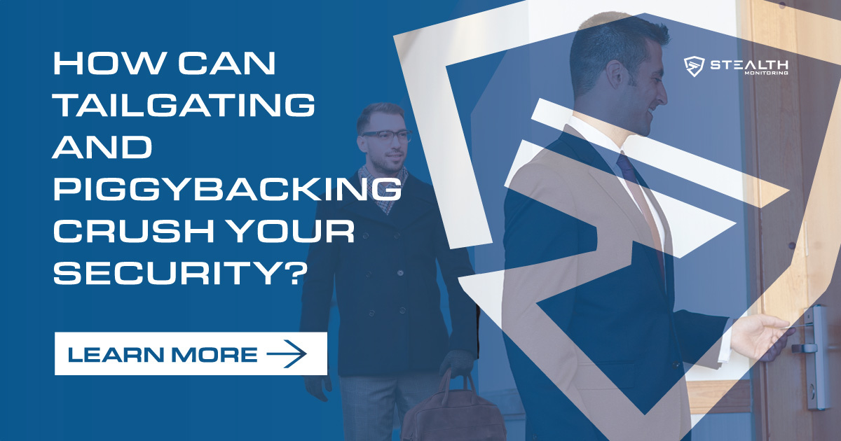 How Tailgating And Piggybacking Can Crush Your Security