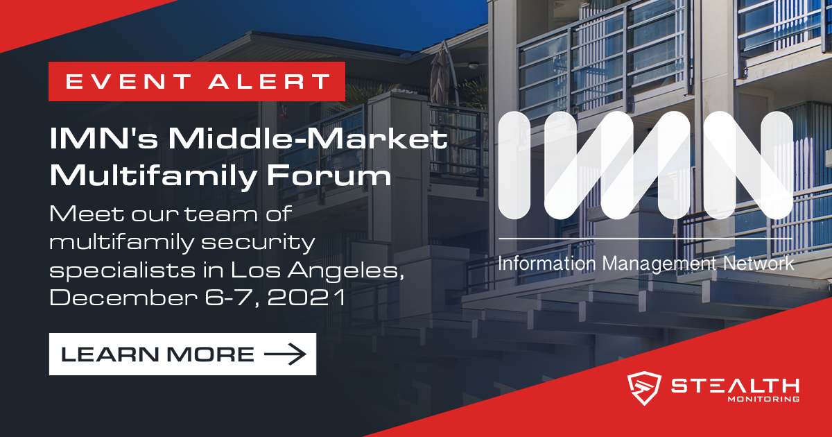 IMN's Middle-Market Multifamily Forum (West)