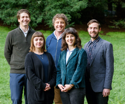 Group photo of the Forest Carbon Works team.