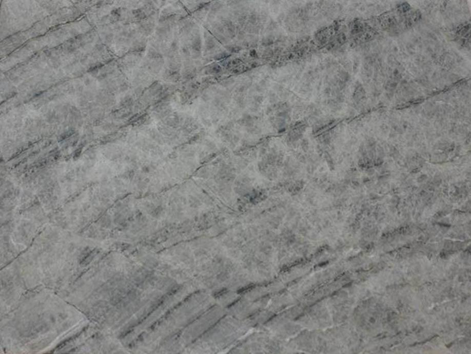 View of Quartzite - Allure Bleu Quartzite Leather 3cm