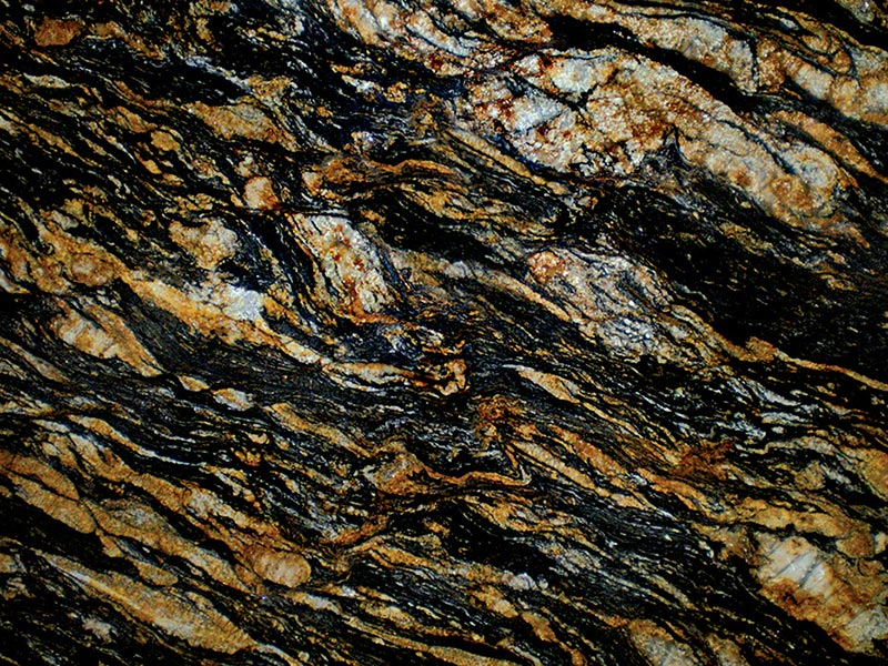 View of Granite - Azerobact Magma Black 3cm