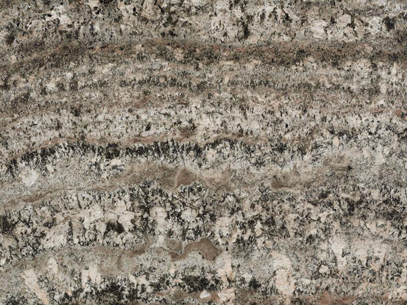 View of Granite - Azerobact White Torroncino 3cm