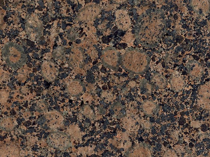View of Granite - Baltic Brown 2cm & 3cm