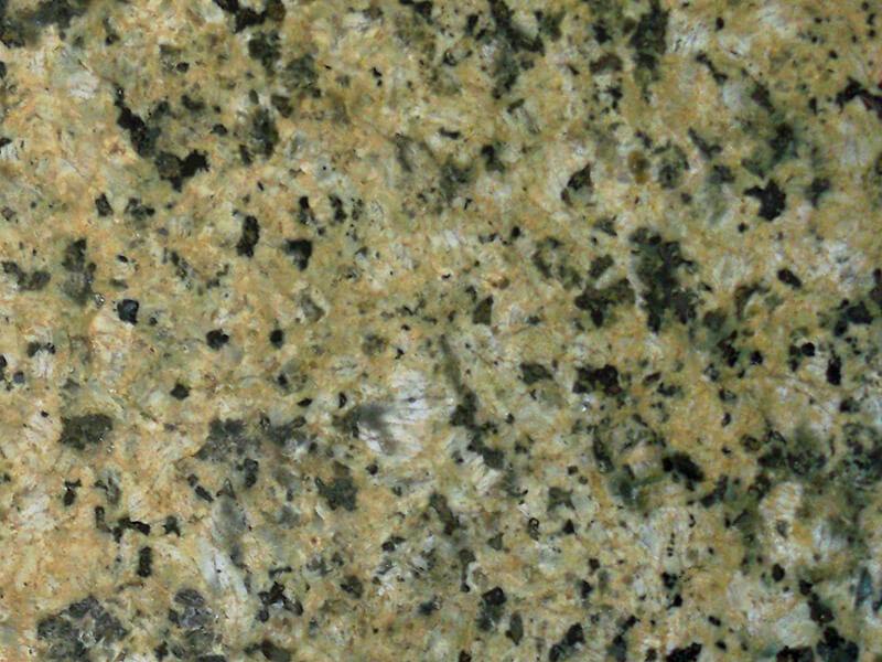 View of Granite - Amazon Green 3cm