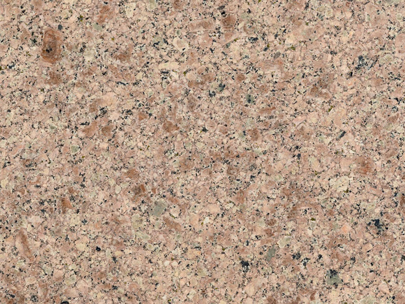 View of Granite - Almond Mauve 2cm & 3cm