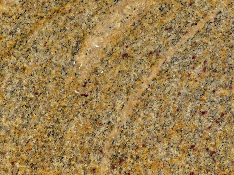 View of Granite - Columbo Gold 3cm