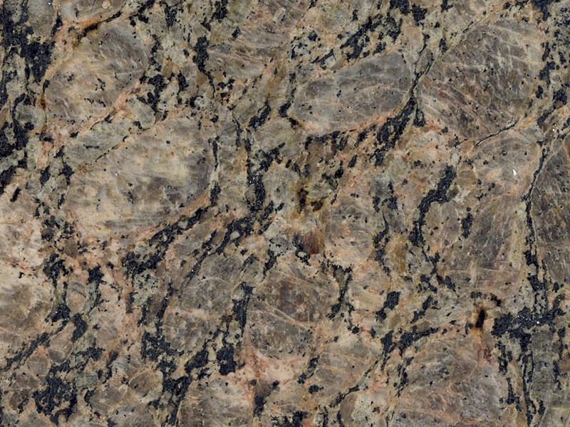 View of Granite - Brownie 2cm & 3cm
