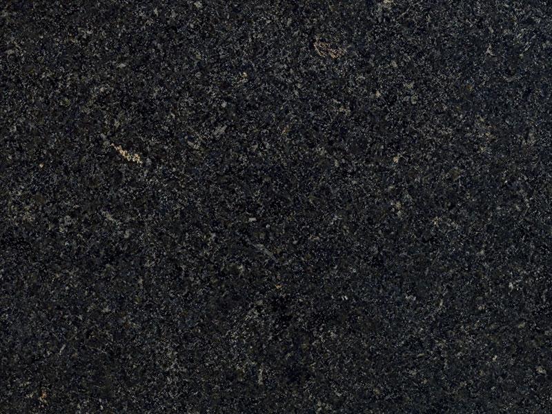 View of Granite - Diamond Black / Brazil Black 2cm