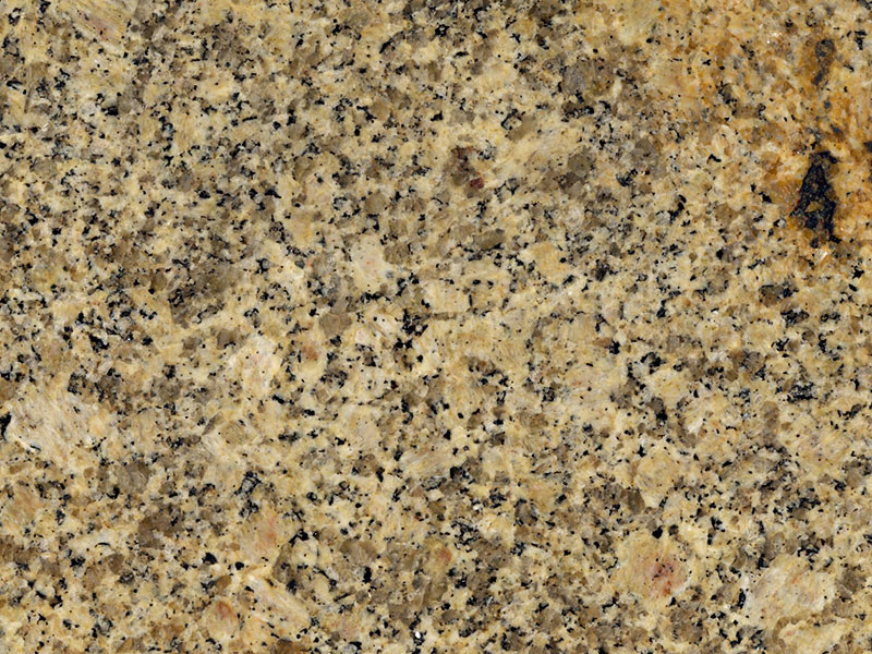 View of Granite - Giallo Cathedral 3cm