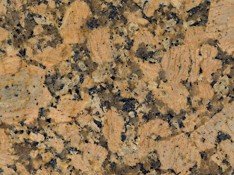 View of Granite - Giallo Fiorito 2cm & 3cm