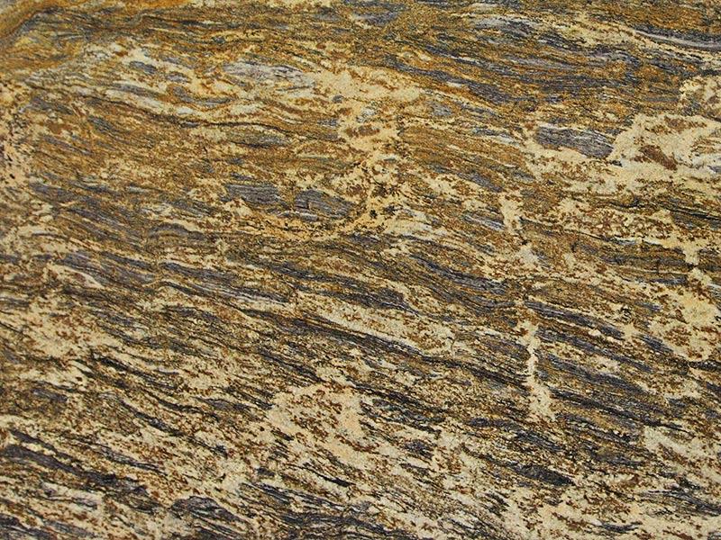 View of Granite - Golden Summer 2cm