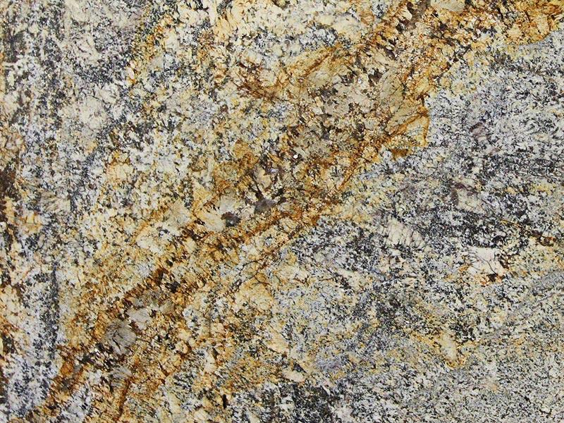 View of Granite - Giallo Platinum 3cm