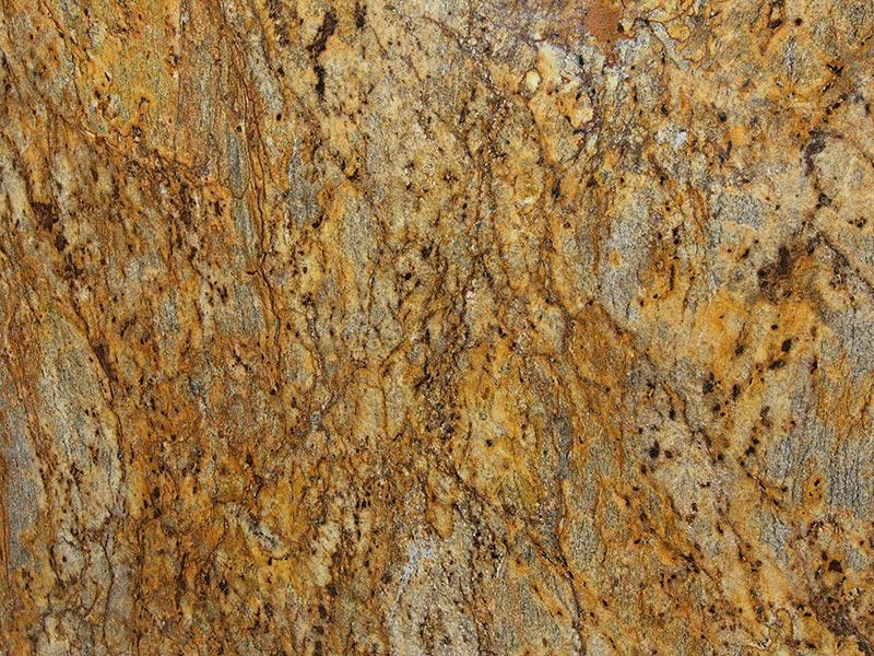 View of Granite - Golden Storm 3cm