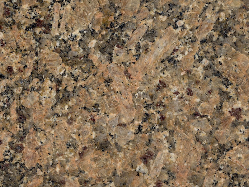 View of Granite - Key West Gold 3cm