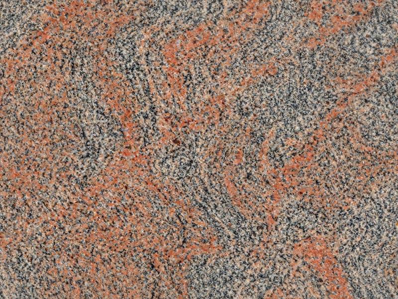 View of Granite - Multicolor 3cm