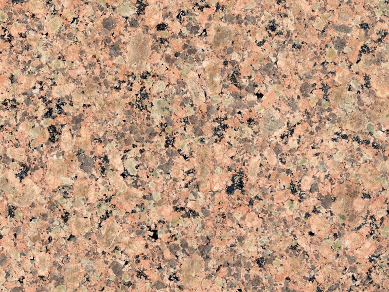 View of Granite - Multicolor Peach 2cm & 3cm
