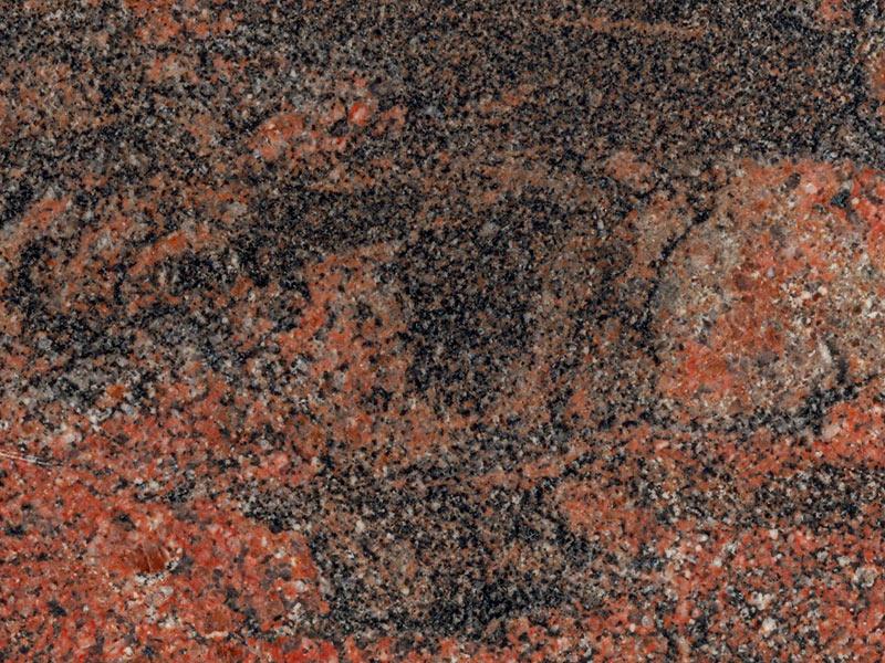 View of Granite - New Multicolor / Samba 3cm