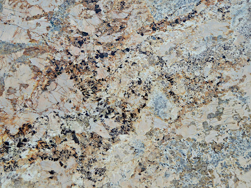 View of Granite - Persa Blue 2cm & 3cm