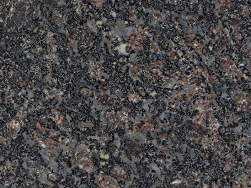 View of Granite - Sapphire Brown 2cm & 3cm
