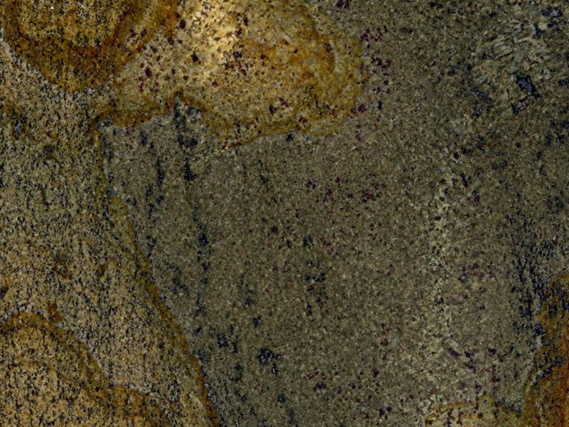 View of Granite - Caravelas Brown 3cm