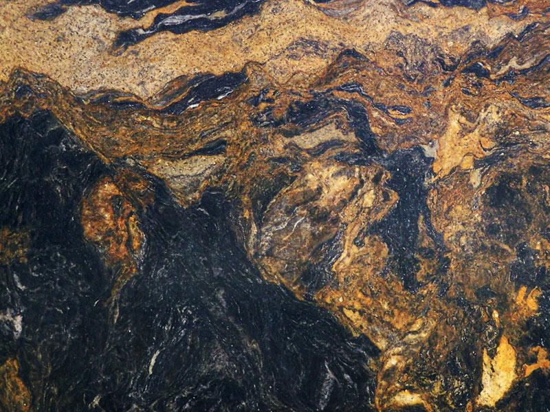 View of Granite - Thunderball 3cm