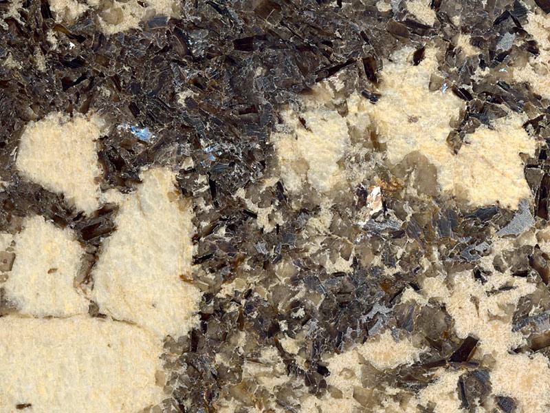 View of Granite - Delicattus Brown 3cm