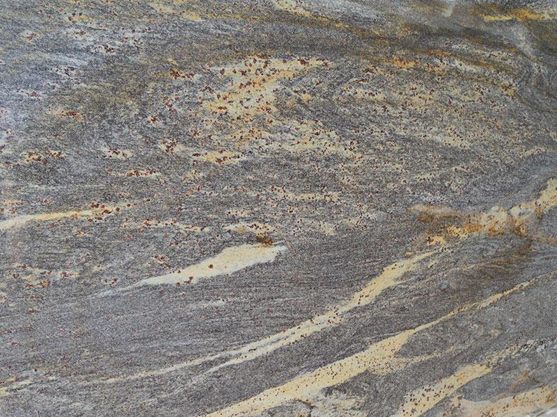 View of Granite - Black Lumiere 2cm