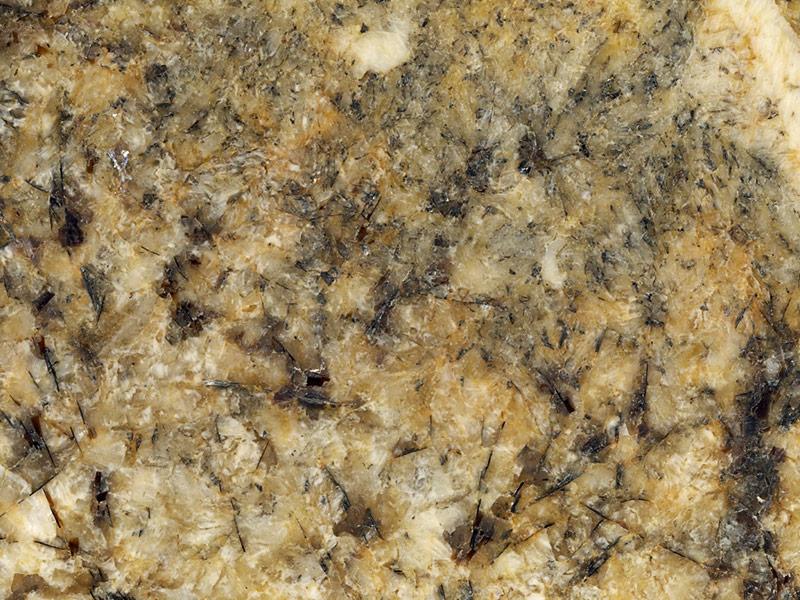 View of Granite - Cayman Gold 3cm