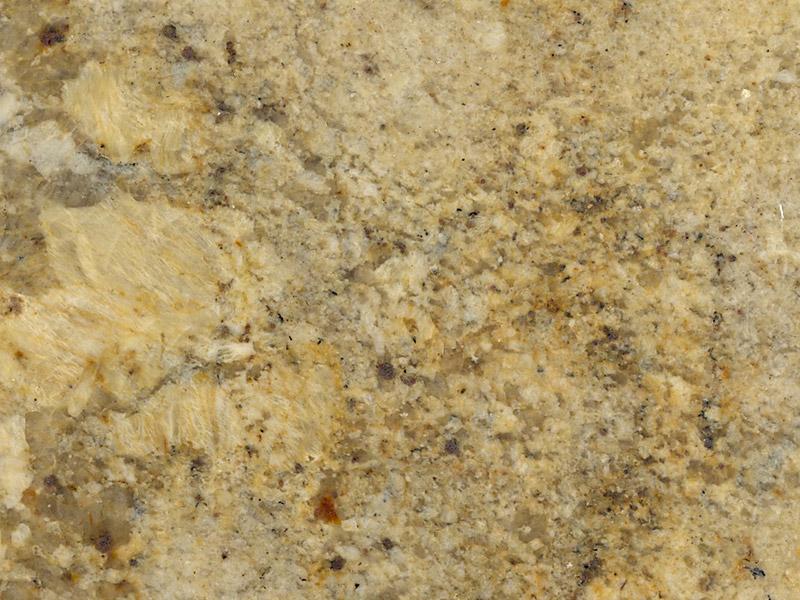View of Granite - Golden Beach 3cm
