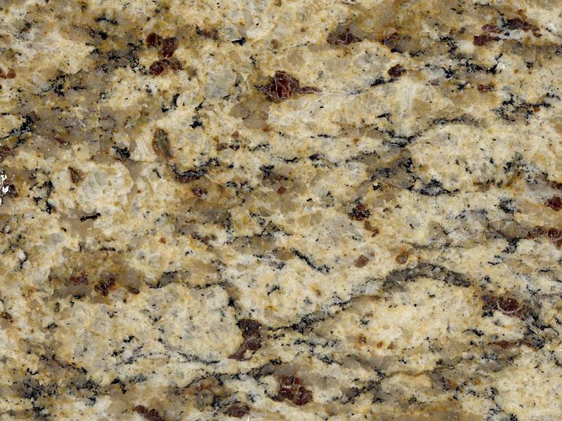 View of Granite - Santa Cecilia Black 2cm & 3cm