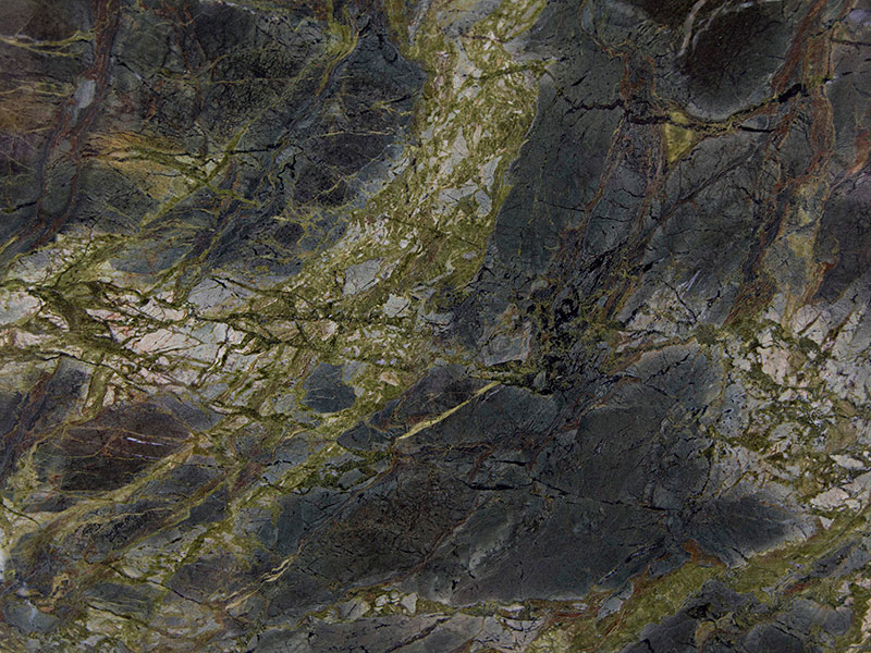 View of Granite - Verde Borgogna 3cm