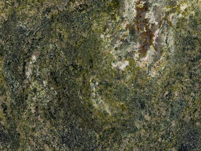 View of Granite - Amazon Forest 3cm