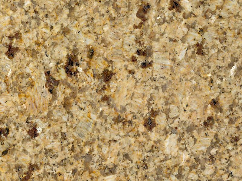 View of Granite - Giallo Tahoe 3cm