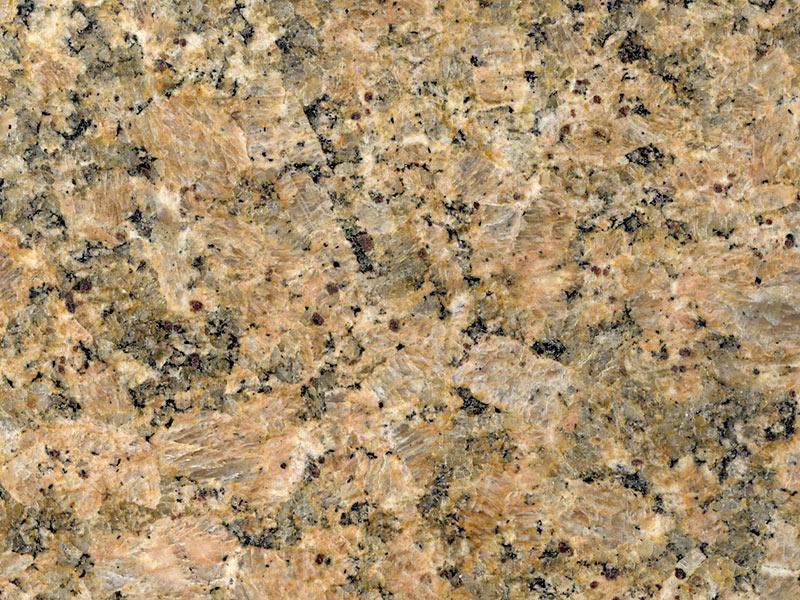 View of Granite - Giallo Supreme 3cm