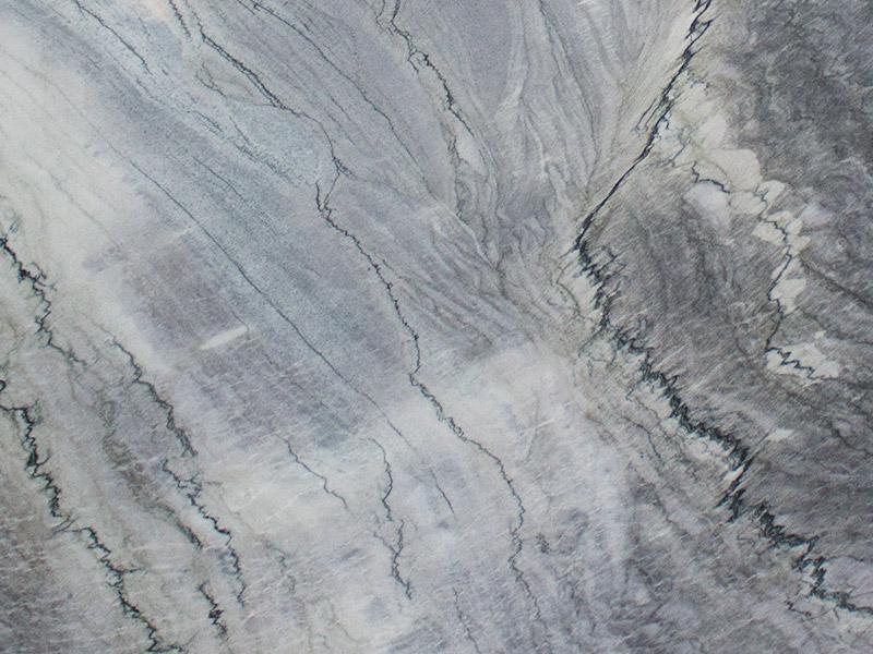View of Quartzite - Nuvola Quartzite 3cm