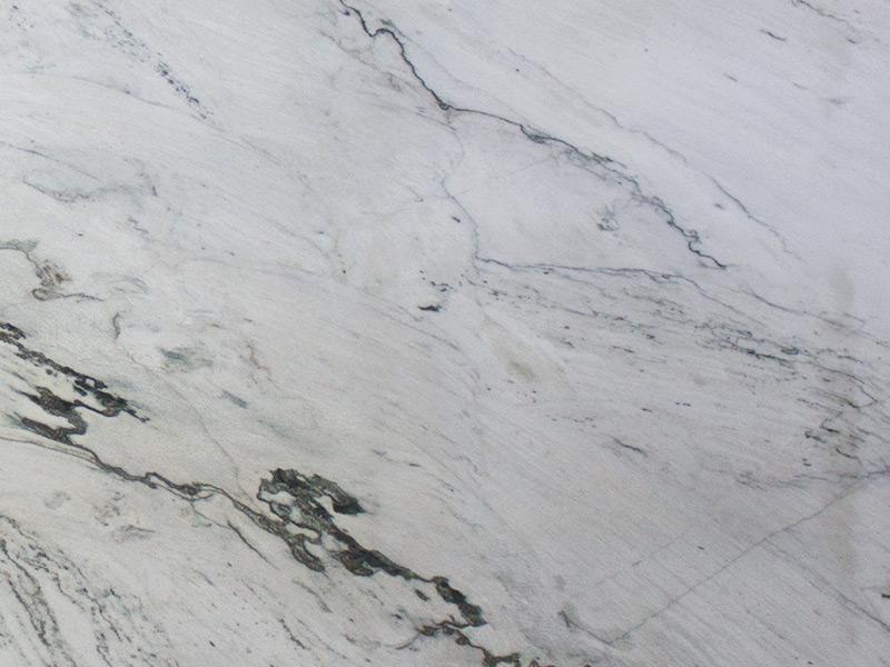 View of Quartzite - Statuario Quartzite 3cm