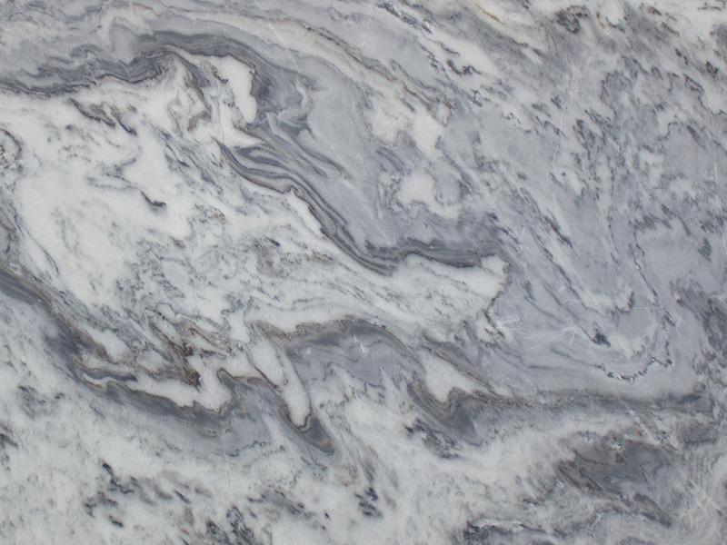 View of Marble - Grigio Monet Honed 3cm
