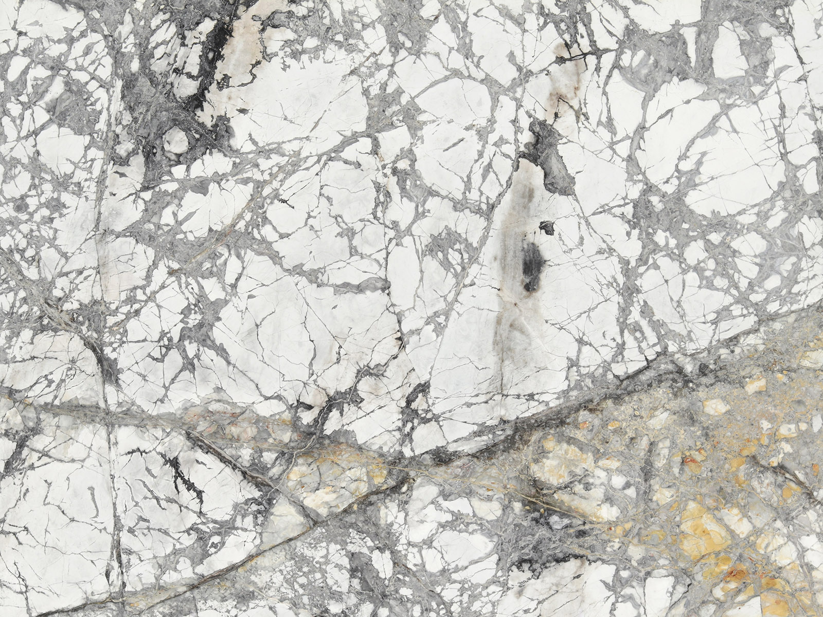 View of Marble - Invisible Grey 3cm