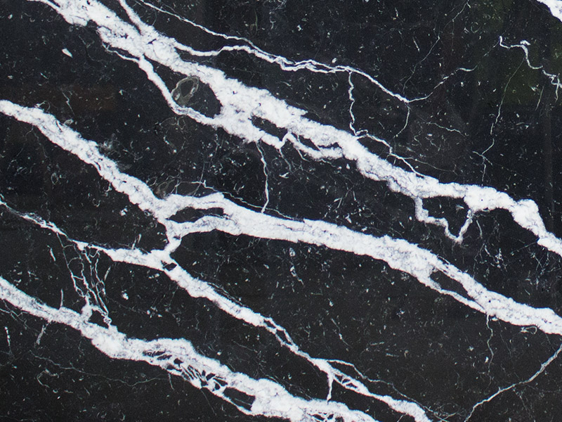 View of Marble - Nero Marquina 2cm