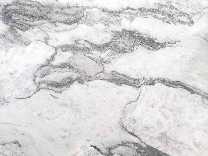View of Marble - Super Tuscan White 3cm