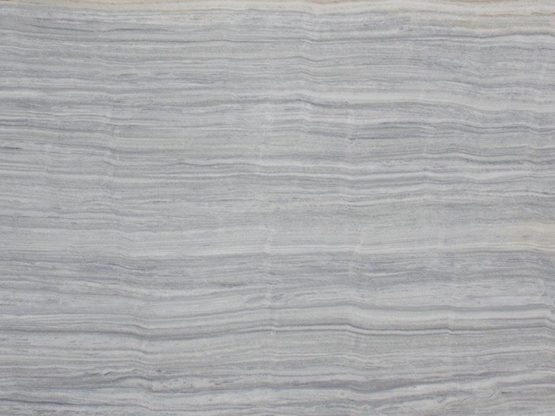 View of Marble - Zebrino Grigio Leather 2cm