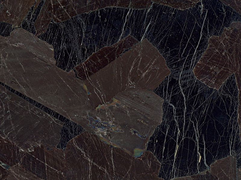 View of Granite - Antique Brown 3cm