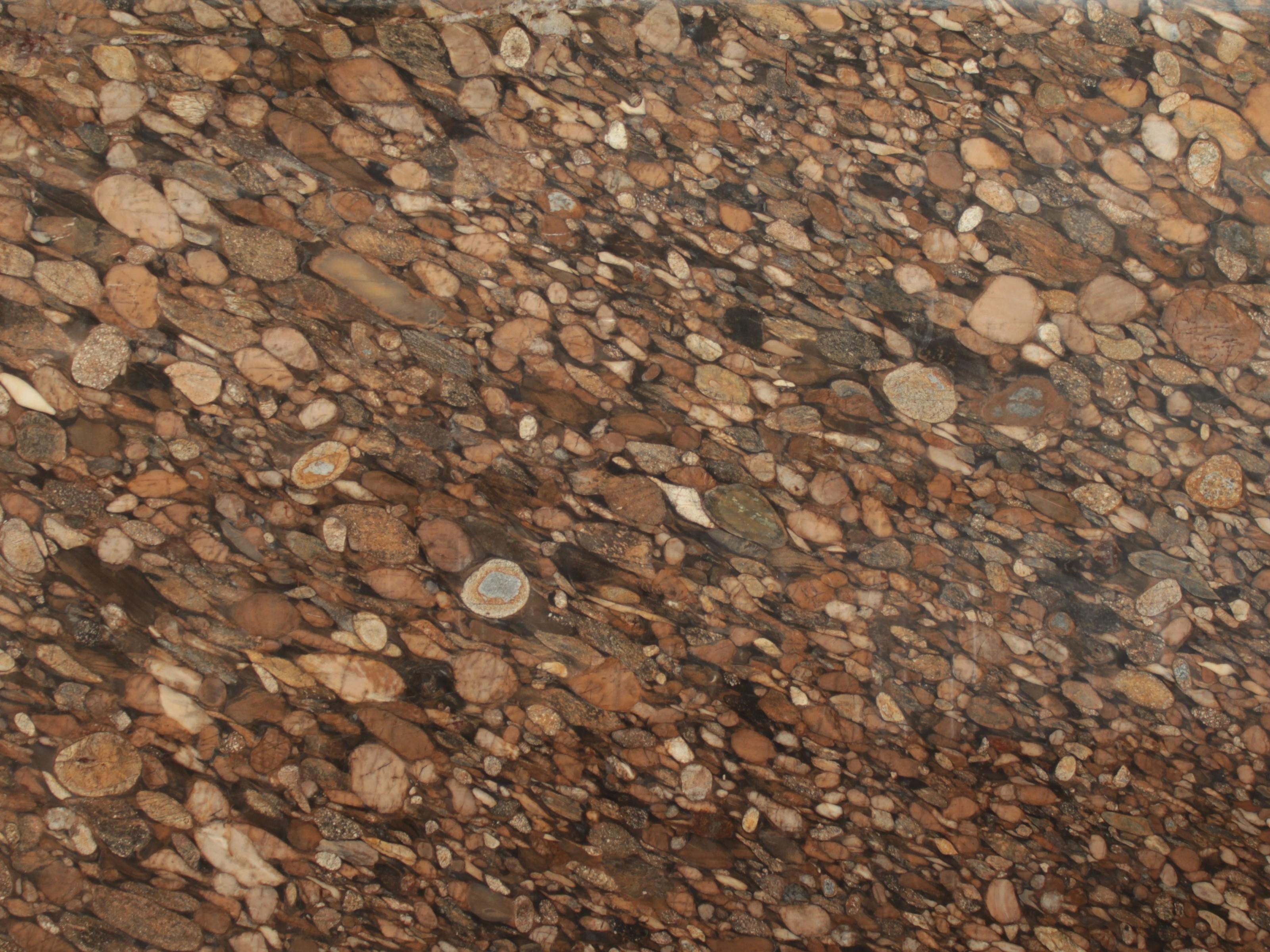 View of Granite - Brown Marinace 3cm
