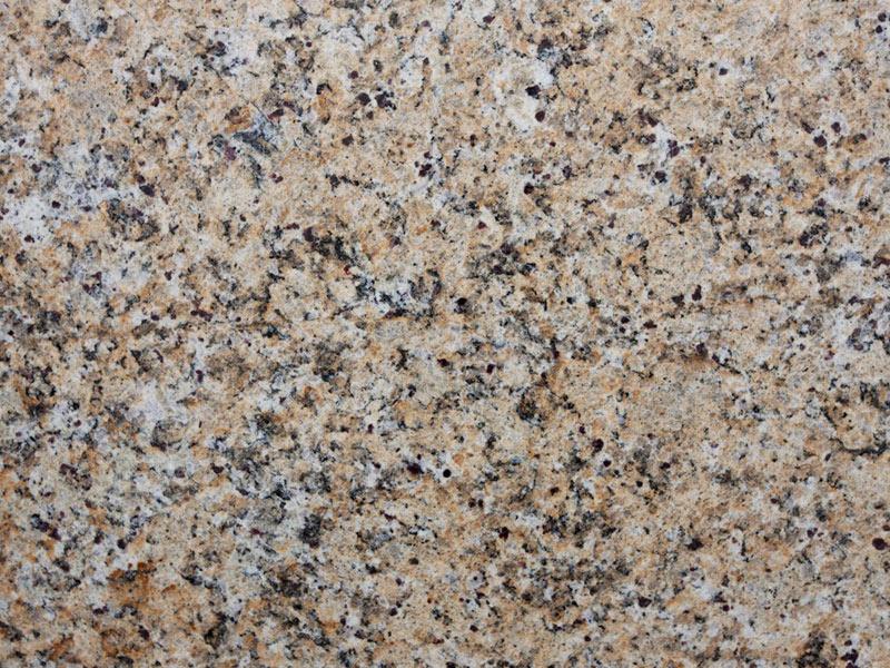 View of Granite - Giallo Napoli 3cm