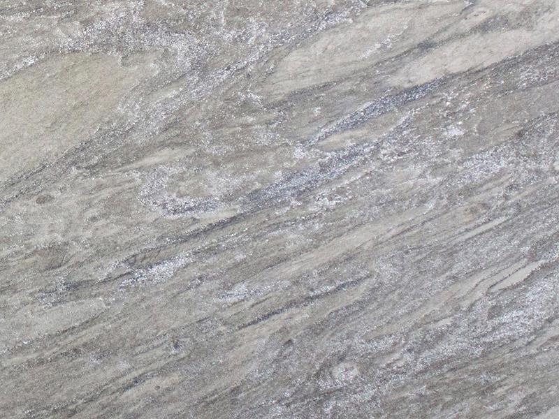 View of Granite - Grey Silk 3cm