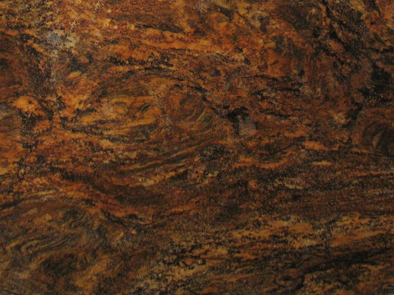 View of Granite - Hurricane Gold 3cm