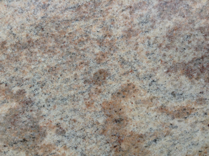 View of Granite - Ivory Chiffon 3cm